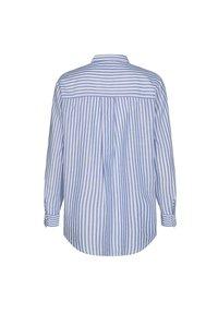 Mos Mosh - Button-down blouse - bel air blue - 3