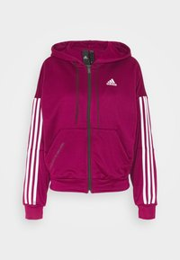 adidas Performance - A.RDY SET - Tracksuit - berry - 1