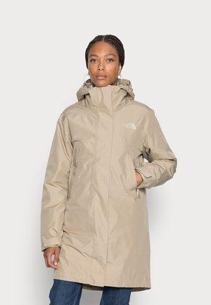 ARCTIC TRICLIMATE - Classic coat - flax