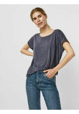 VMLUA TEE - T-shirt med print - ombre blue