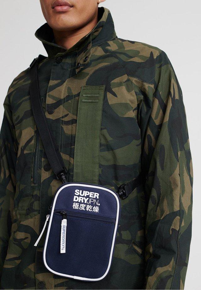 SPORT POUCH - Across body bag - navy