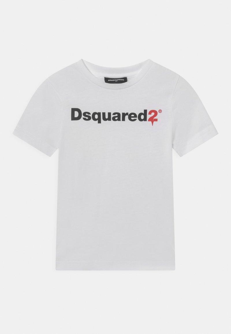 Dsquared2 - UNISEX - Print T-shirt - white