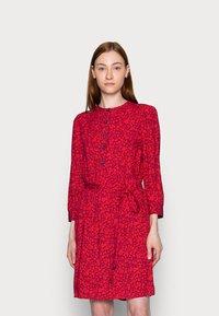 Gap Tall - BRACELET DRESS - Day dress - red - 0