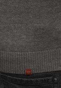 Blend - LASSE - Jumper - grey melange - 3