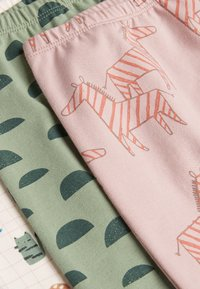 Next - THREE PACK CHARACTER  - Leggings - Trousers - pink - 5