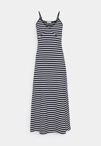 Molly Bracken - YOUNG DRESS - Maxi dress - white/navy - 0