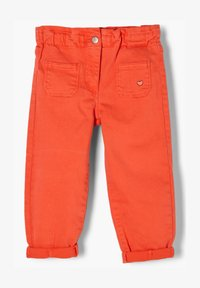 s.Oliver - REGULAR FIT - Jeans Relaxed Fit - orange - 0