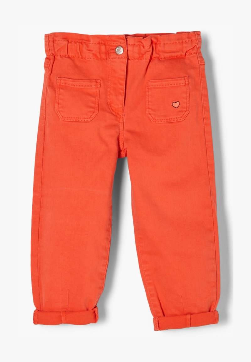 s.Oliver - REGULAR FIT - Jeans Relaxed Fit - orange