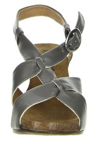 Inblu - Wedge sandals - anthrazit - 4