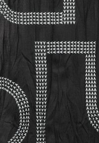 Street One - MIT CRASH OPTIK - Print T-shirt - schwarz - 4