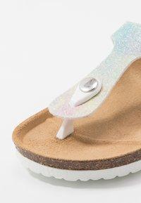 Friboo - Sandály s odděleným palcem - light blue - 2