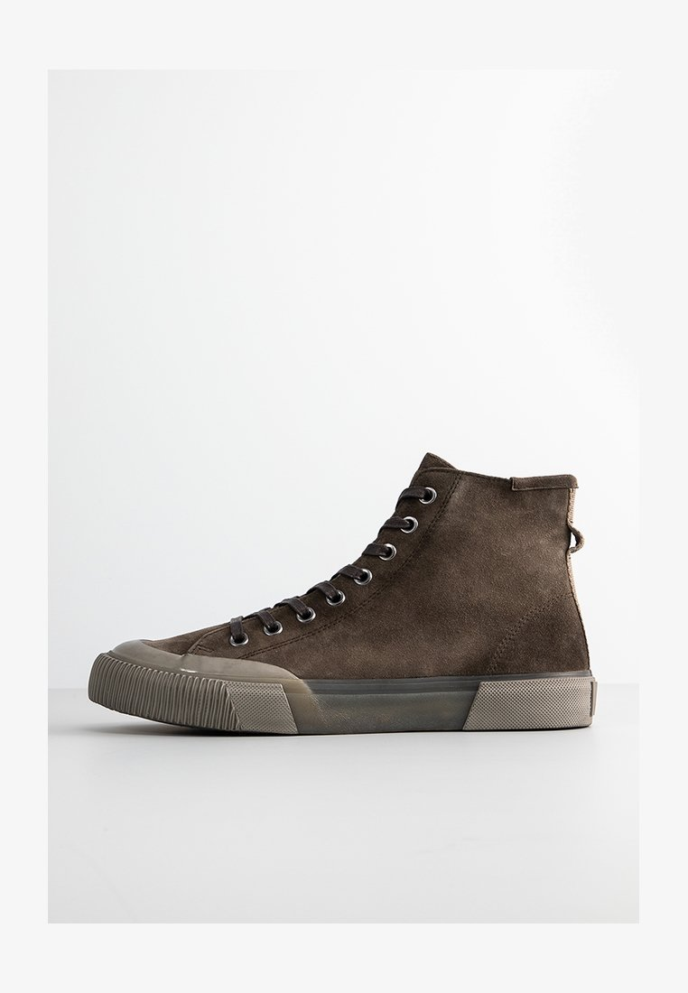 AllSaints - DUMONT - High-top trainers - taupe