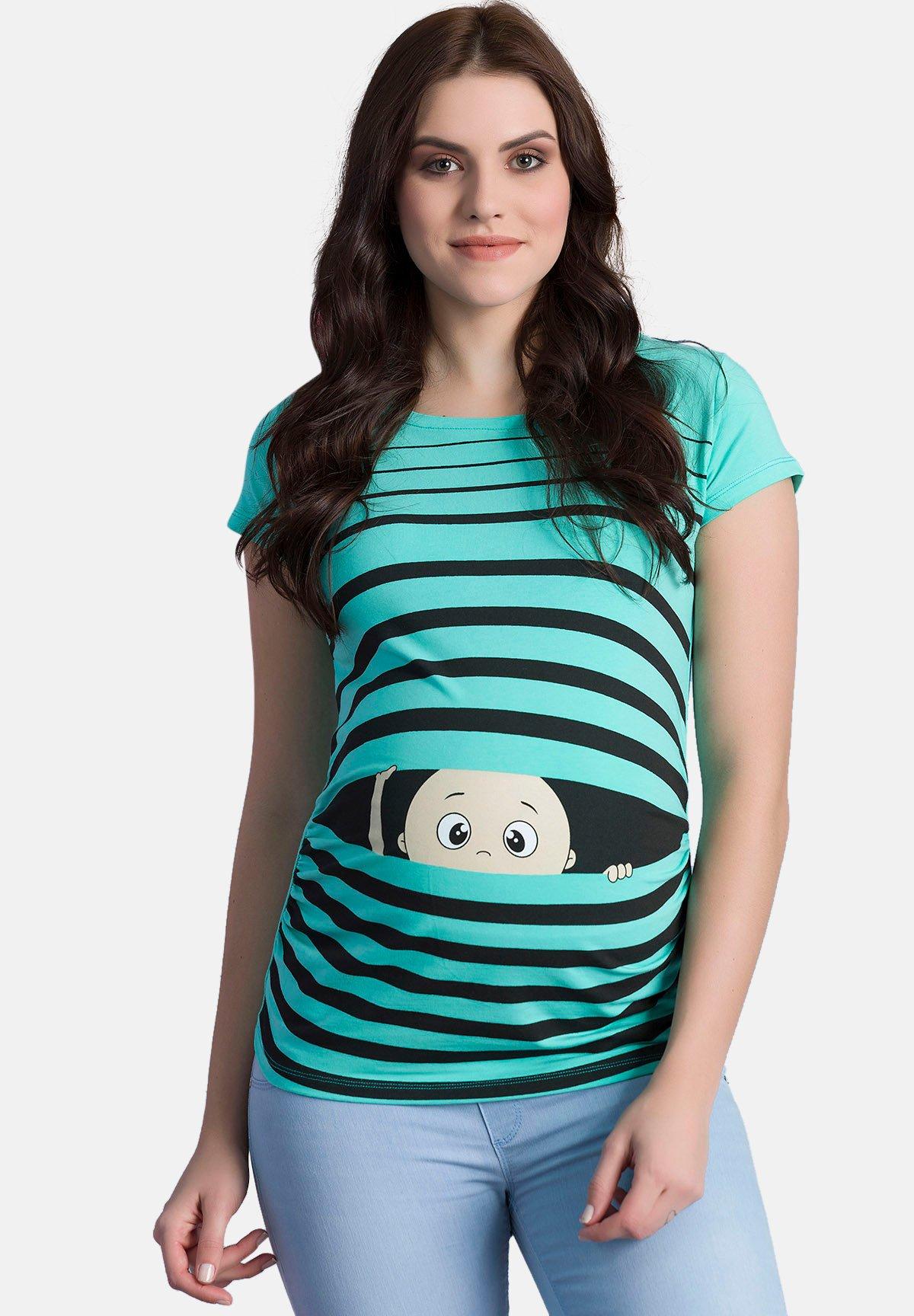 Damen GUCK GUCK - T-Shirt print