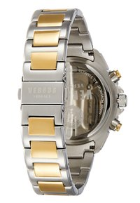 Versus Versace - ARRONDISSEMENT - Hodinky se stopkami - silver-coloured/gold-coloured - 2