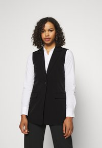 ONLY Tall - ONLKENDRA VEST  - Waistcoat - black - 0