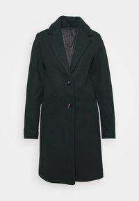 ONLY - ONLVERONICA COAT - Klasický kabát - scarab - 4