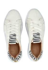 Crickit - HAPPER  - Trainers - weiß zebra - 6
