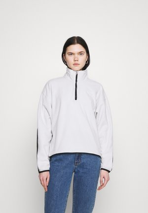 KATAKA - Fleece jumper - tin grey