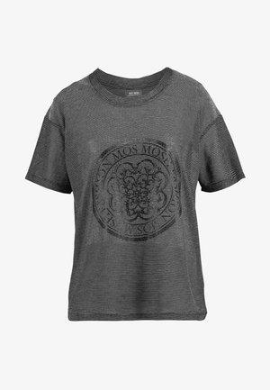 KERRY FANTASY TEE - Print T-shirt - black