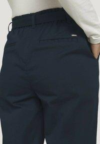 TOM TAILOR DENIM - Trousers - sky captain blue - 5
