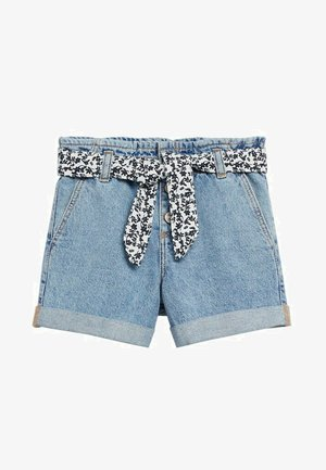 Denim shorts - lichtblauw
