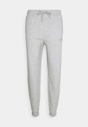 RAW EDGE LOUNGE JOGGER - Pyjama bottoms - grey