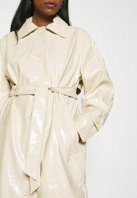 Gina Tricot - MANDA COAT - Trenchcoat - crème brulee - 5