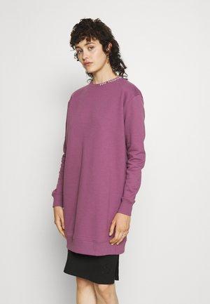 ZUMU CREW DRESS - Day dress - pikes purple