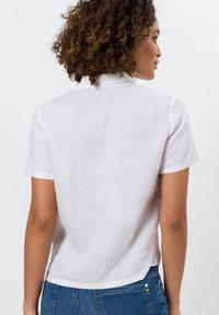 zero - Button-down blouse - white - 2