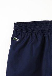 Lacoste Sport - TENNIS PANT - Spodnie treningowe - navy blue - 4