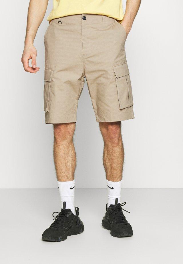CARGO UNISEX - Short - khaki