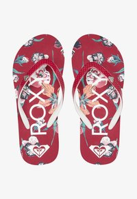 Roxy - PEBBLES  - Pool shoes - cerise - 1