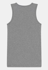 Sanetta - 2 PACK - Undershirt - elite grey melange - 1