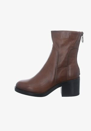 KIKKA  - Classic ankle boots - braun