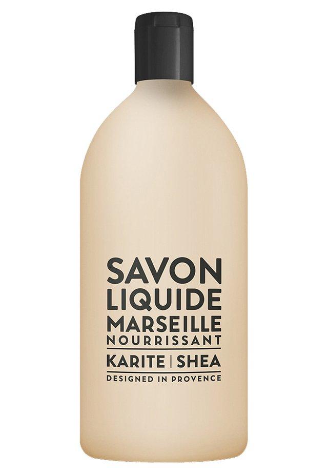 LIQUID MARSEILLE SOAP REFILL - Sapone liquido - shea butter
