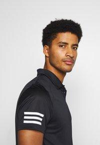 adidas Performance - CLUB - T-shirt de sport - black/white - 3