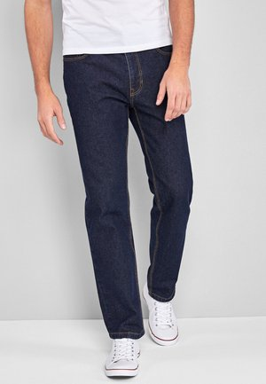 Jeans a sigaretta - blue