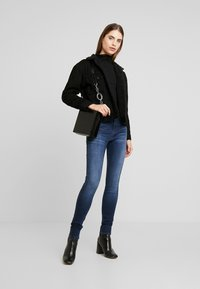 New Look - ROLL NECK - Sweter - black - 1