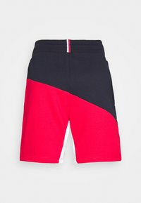 Tommy Hilfiger - BLOCKED TERRY SHORT - Short de sport - blue - 1