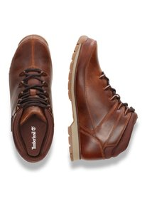 Timberland - EURO SPRINT HIKER - Lace-up ankle boots - saddle brown - 1