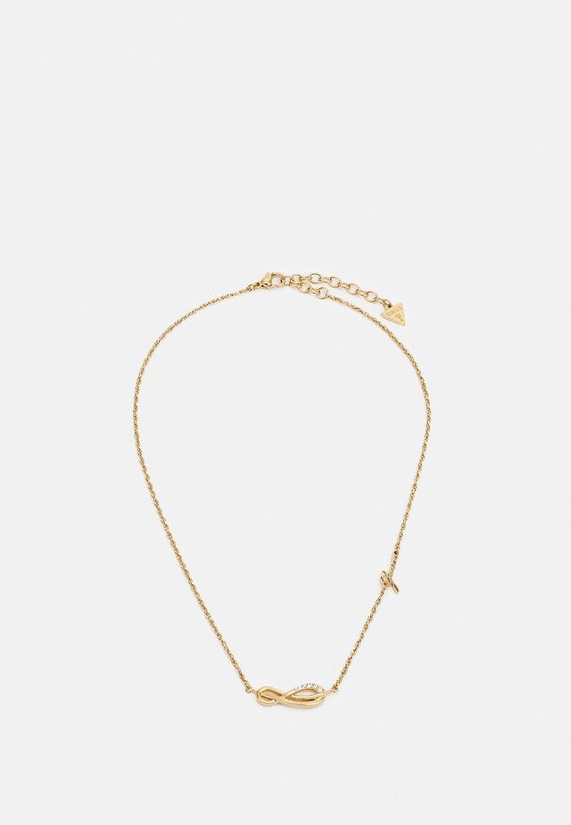 ETERNAL LOVE - Necklace - gold-coloured