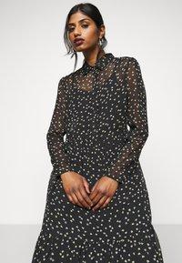 ICHI PETITE - IHBETTY - Day dress - black - 3