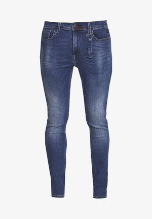 ECHO MULFITFLEX - Slim fit jeans - denim middle blue