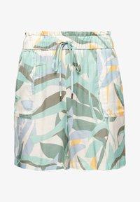 s.Oliver - Shorts - cream aop - 6