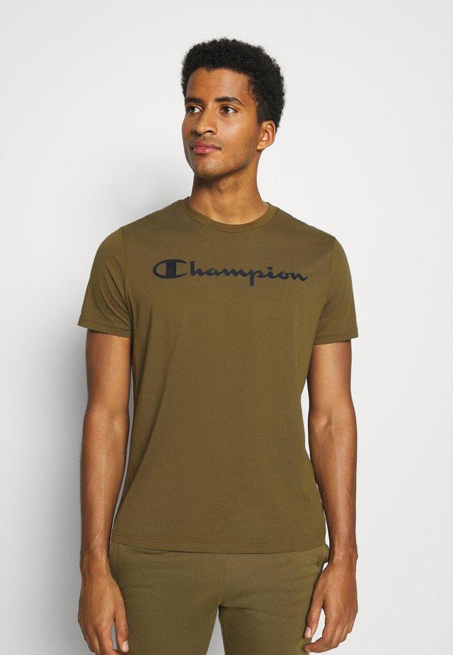 LEGACY CREWNECK - T-shirt imprimé - olive