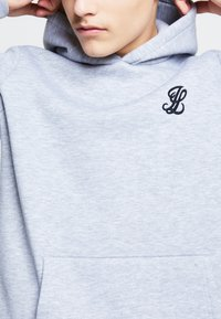SIKSILK - LONDON - Hoodie - grey marl - 3