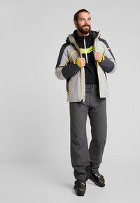 Spyder - ENCORE HALF ZIP - Bluza z polaru - black mojito - 1
