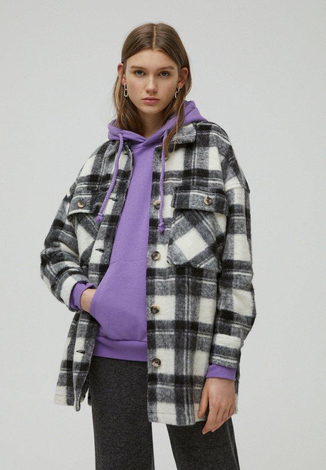 MIT KAROMUSTER - Halflange jas - multi-coloured
