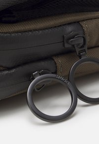 HUGO - CUBIZA MINI - Across body bag - dark green - 4