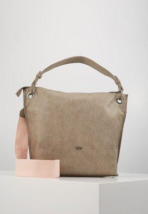 BIANA - Handbag - stone